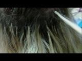 Нарашивание волос №3